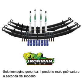 Kit rialzo + 5cm Nissan Patrol 3.3TD - IRONMAN
