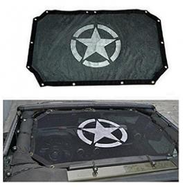 Rete parasole Wrangler JK 2 porte