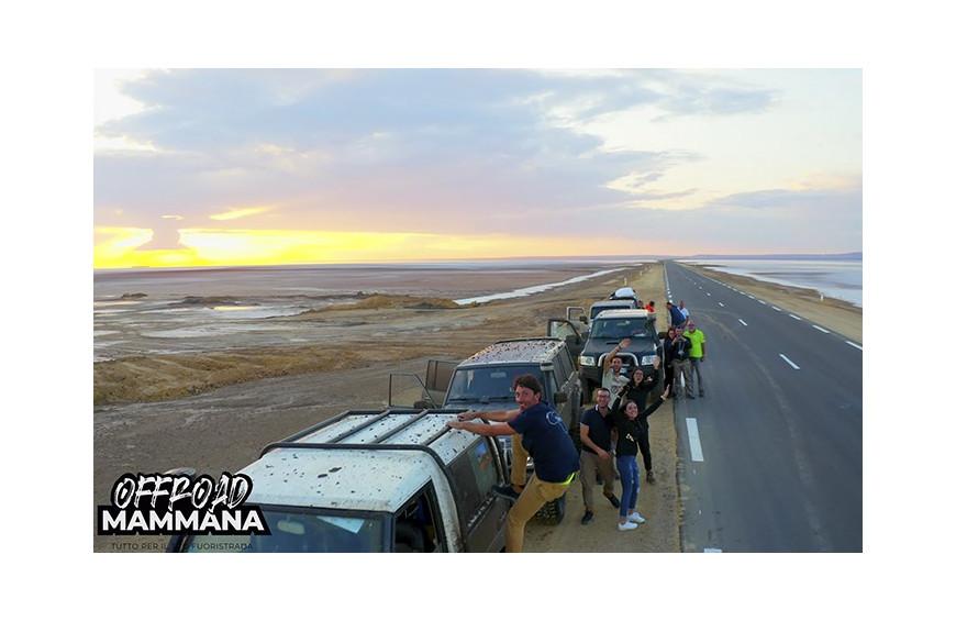 Tunisia 2019 con Offroad Mammana - Tutto per il tuo fuoristrada